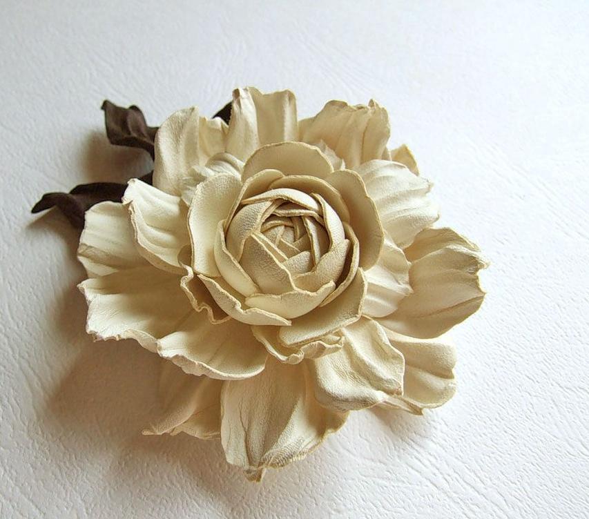 Изготовление цветов своими руками мастер класс