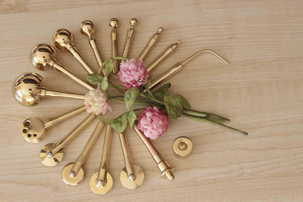 бульки инструменты для цветов